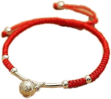 Giwotu Womens Bracelet Balls Charms Bracelet Girls Beaded Bangle Jewelry Silver