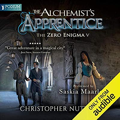 The Alchemist's Apprentice: The Zero Enigma, Book 5