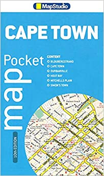 Cape Town Pocket Map Studio Book Pdf