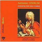 Concertos Pour Viole D'Amour [Import anglais]