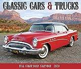 Classic Cars & Trucks 2020 Calendar