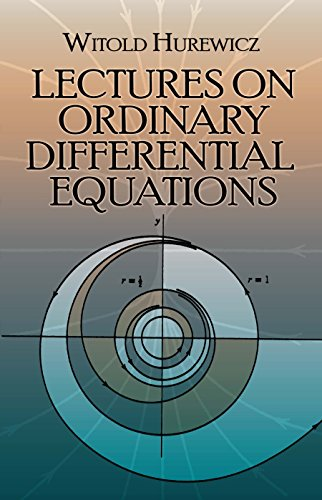 Lectures on ordinary differential equations dover books on lectures on ordinary differential equations dover books on mathematics por hurewicz witold fandeluxe Gallery