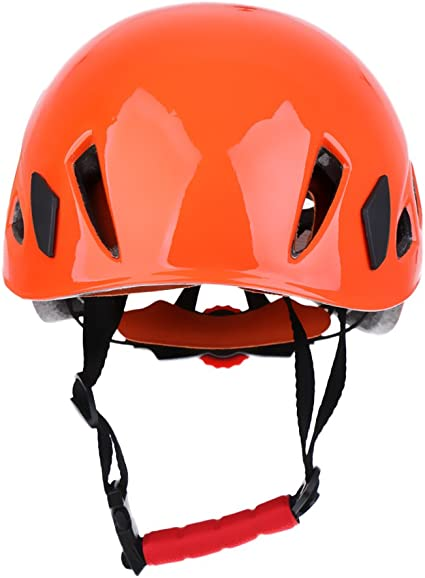 Professional Rock Tree Climbing Abseiling Scaffolding Rescue Safety Helmet Gear