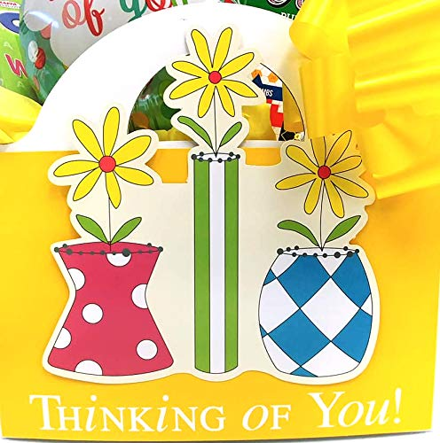Thinking of You Gift Basket: for Women w/ Puzzle Books by GiftsFulfilled (Image #2)