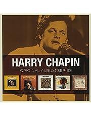 Harry Chapin - Original Album Series