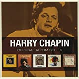 CHAPIN, HARRY - ORIGINAL ALBUM SERIES : 5CD SET