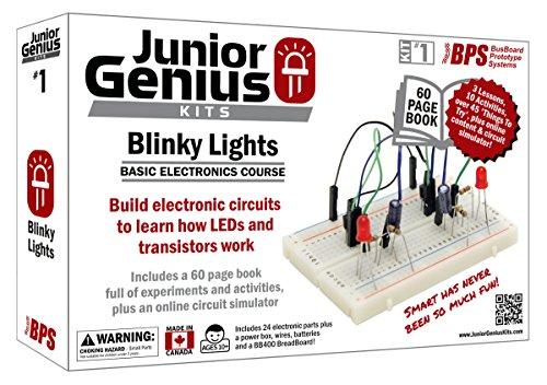 Junior Genius Kit #1 - Blinky Lights