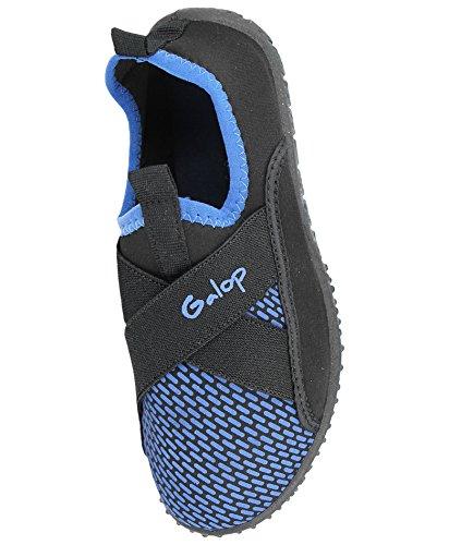 Garçon De Footwear Sports Foster Fille Aquatiques Chaussures Blue R black Femme w0xnFfZp