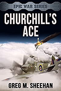Churchill's Ace by Greg M. Sheehan ebook deal