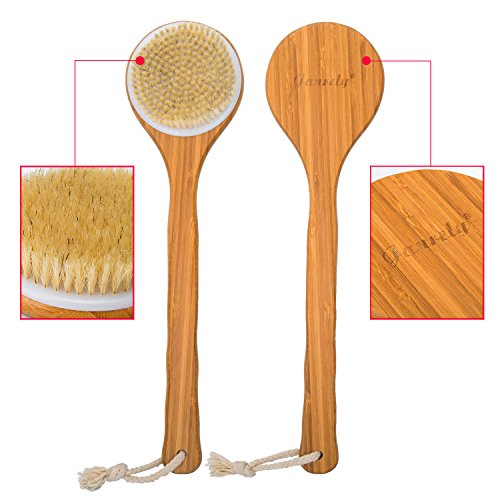 Buy natural bristle body brush