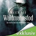 Waidmannstod (Kommissar Voss 1) Hörbuch von Maxim Leo Gesprochen von: Jürgen Holdorf