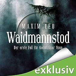 Waidmannstod (Kommissar Voss 1)