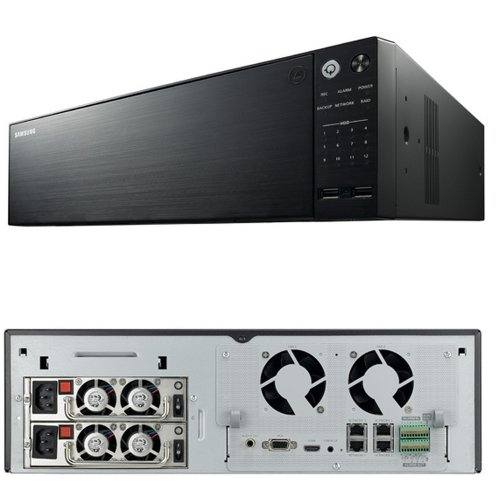 Samsung SRN-4000-20TB 64CH 400Mbps Premium Network Video Recorder