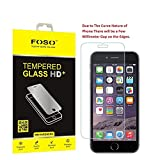 Foso FOSO_TG25_IP6+ 2.5D Curved Edge 9H Hardness Toughened Tempered Glass Screen Guard Protector (3D Touch Compatible) For Apple iPhone 6S Plus / 6 Plus (5.5inch)