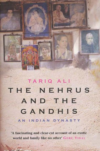 Download The Nehrus and the Gandhis: An Indian Dynasty