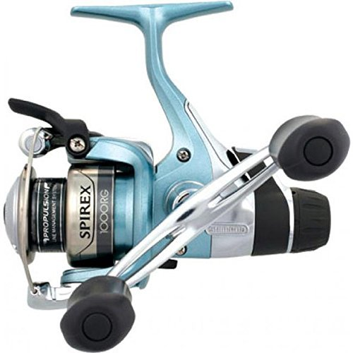 Tangle Free Floating - Shimano Spirex RG Spinning Reel (6.2:1), Ultra Light, 4 Pounds/140 Yards