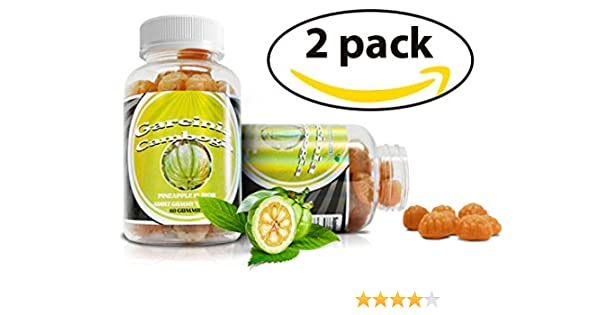 Amazon Com Garcinia Cambogia Gummies Pack Of 2 Health