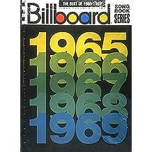 Billboard Songbook Series: Best of 1965-1969