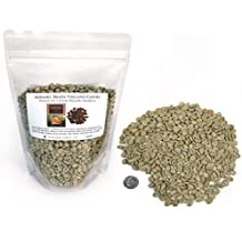 Heirloom Coffee LLC Brazil Adrano Volcano Coffee, Green Unroasted Coffee Beans (1 LB)