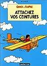 Quick et Flupke 12 : Attachez vos ceintures par Hergé