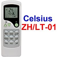 Replacement for Chigo Air Conditioner Remote Control Model(Part) Number ZH/LT-01