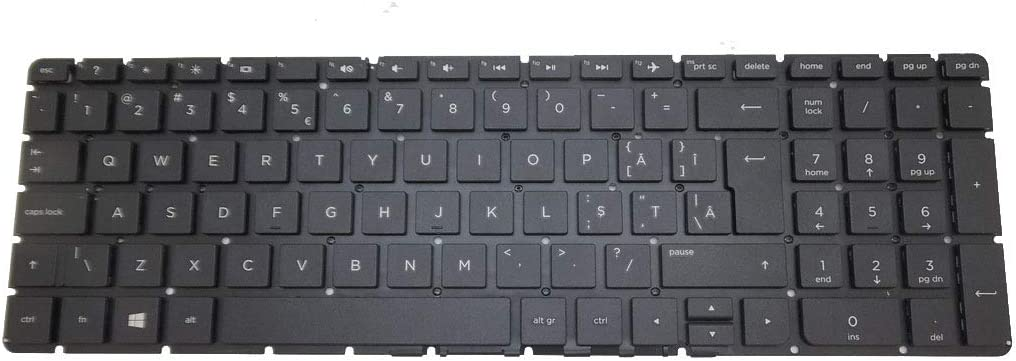 Laptop Keyboard for HP 250 G4 255 G4 256 G4 15-AY000 15-AC000 15-AF000 RO Romanian SG-81300-52A SN7145 Black Without Frame