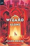 A Wizard Alone, Diane Duane, 0152055096