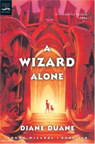 A Wizard Alone (digest): The Sixth Book in the Young Wizards Series