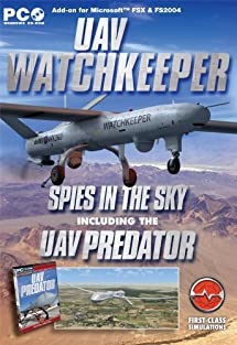 UAV Watchkeeper Add-on for Microsoft Flight     - Amazon com