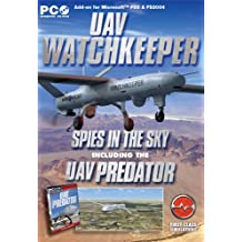 UAV Watchkeeper Add-on for Microsoft Flight Simulator FS2004 and FSX - PC