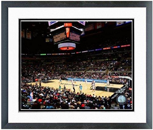 San Antonio Spurs at & tセンターNBA Arenaフォトフレーム入り 22.5\  B00KNB8FB2