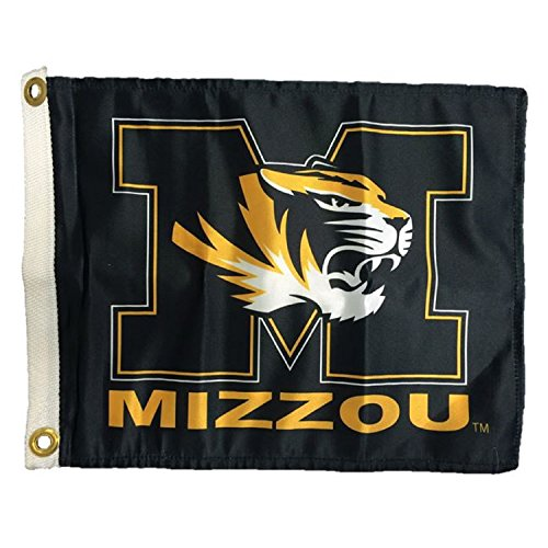 NCAA Missouri Tigers Boat/Golf Cart Flag
