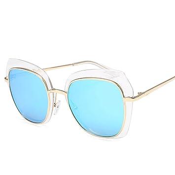 Fascigirl Gafas de Sol para Mujer Gafas para Mujer Espejo de ...