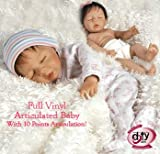 Ball Jointed Baby Doll, Bundle of Joy, 10 Points of