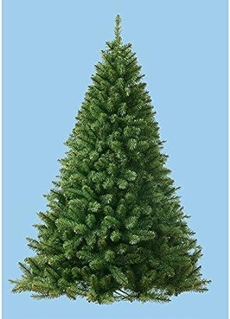 Albero Di Natale 240 Cm.Albero Di Natale Miracle Verde Artificiale Realistico 240 Cm Amazon It Casa E Cucina