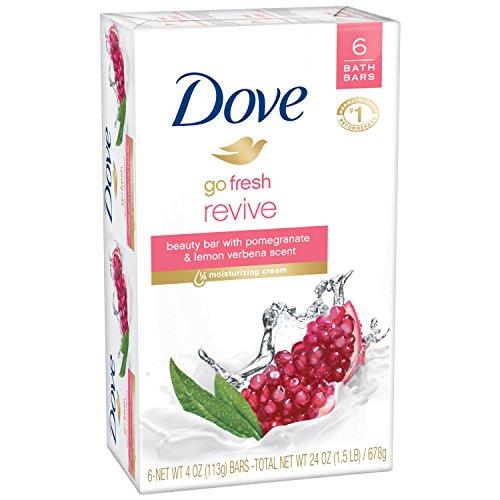 Dove fresh Beauty Pomegranate Verbena