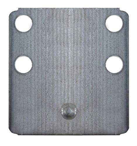 Gray Metal Upright Shim,Pack of 10