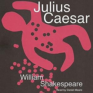 William Shakespeare's Julius Caesar Audiobook
