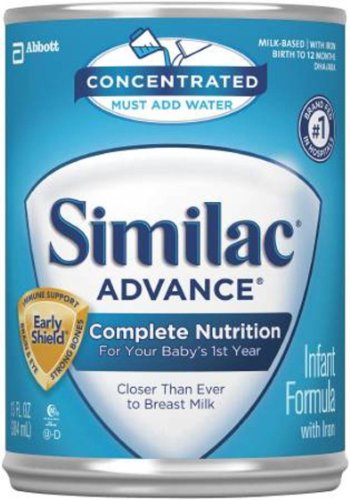 Similac Advance Complete Nutrition Concentrated Liquid