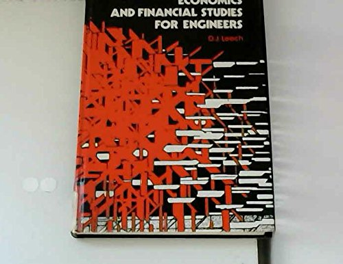 Economics and Financial Studies for Engineers