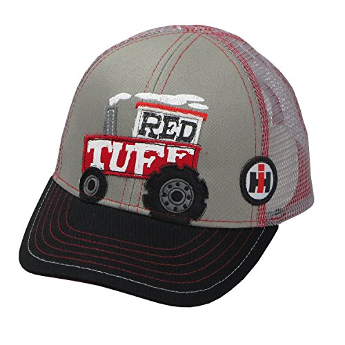 Case IH IH Toddler Red Tuff Cap - Officially Licensed by Case IH