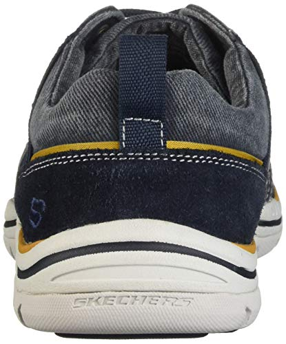 Skechers65765 Expected Blu Vaspen Skechers65765 Expected Hombre pgEOqxwwd