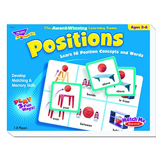 positions learning game - 2
