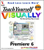 Teach Yourself VISUALLY Premiere, Sherry Kinkoph, 0764536648