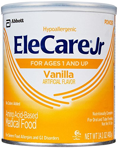 EleCare Powder Jr. Vanilla 14.1 Oz