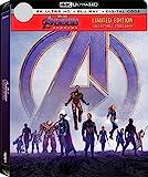 Avengers: Endgame NEW [Ltd SteelBook] 4K UHD