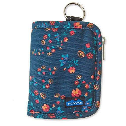 KAVU Women's Zippy Wallet Outdoor Backpacks, One Size, Wild Poppy