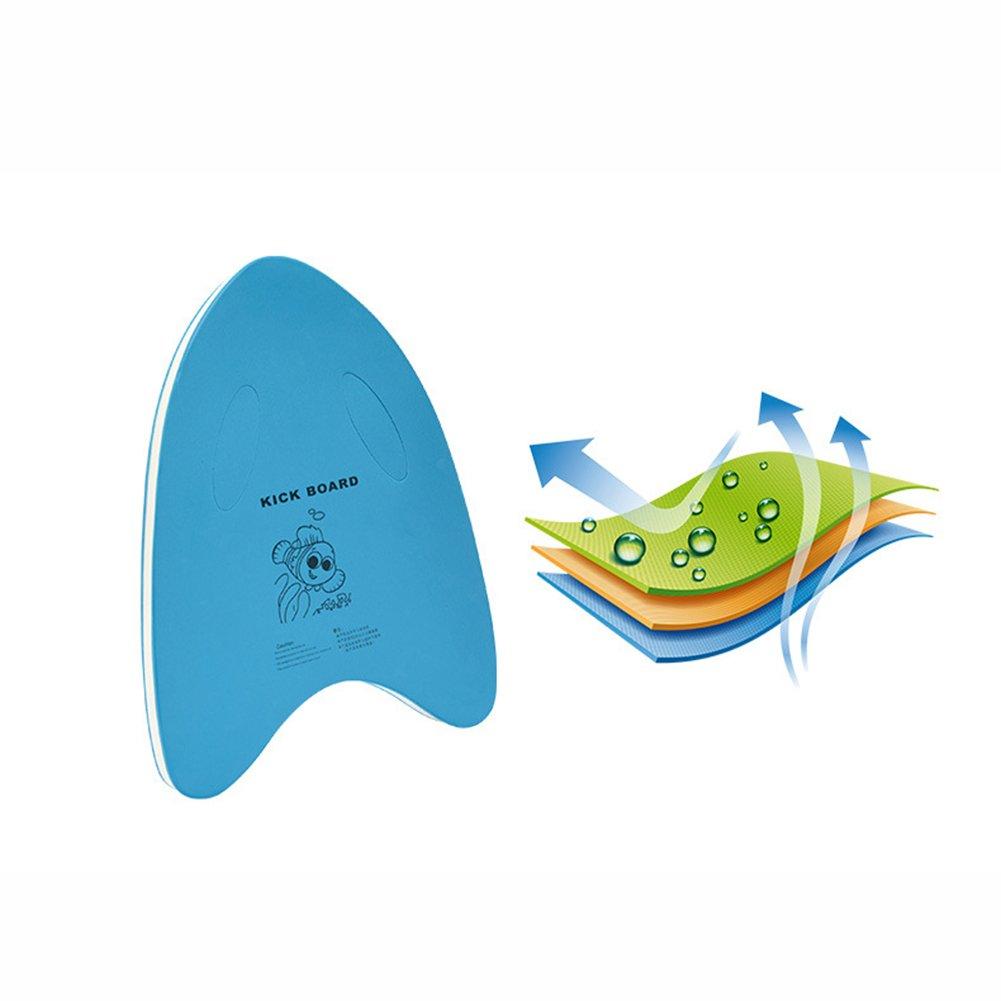 Swim Board Float Board for Swimming Beginners,Buoyancy Adjustable,15.75/×11.81in SHZONS Kickboard
