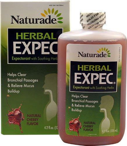 Naturade Herbal Expec® Cherry -- 4.2 fl oz - 2pc