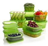 green container - Debbie Meyer UltraLite GreenBoxes 24-piece Set